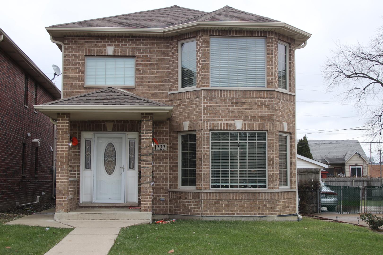 1727 North 34th Avenue Stone Park, IL 60165