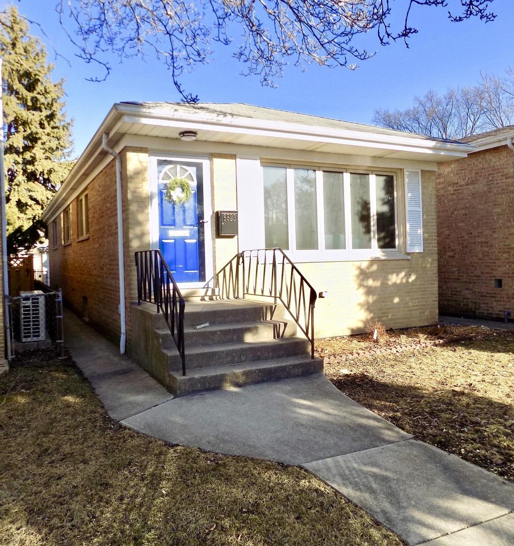 6523 North NIXON Avenue, Chicago-Edison Park in Cook County, IL 60631 Home for Sale
