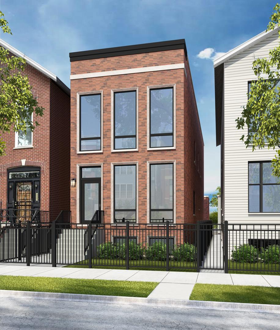 1921 West Erie Street Chicago, IL 60622