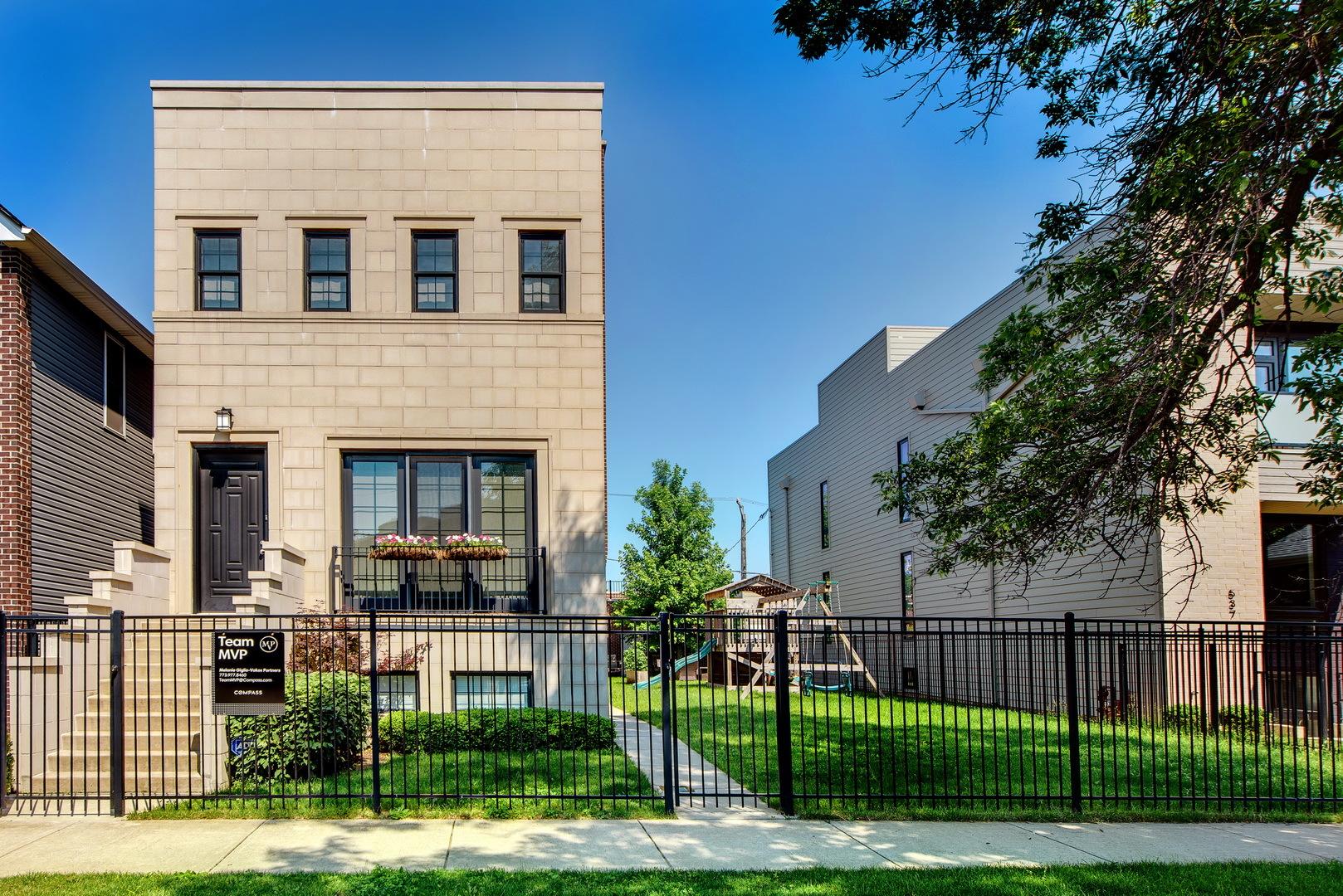 539 North Artesian Avenue Chicago, IL 60612