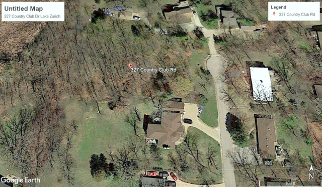 327 Country Club Road, one of homes for sale in Lake Zurich