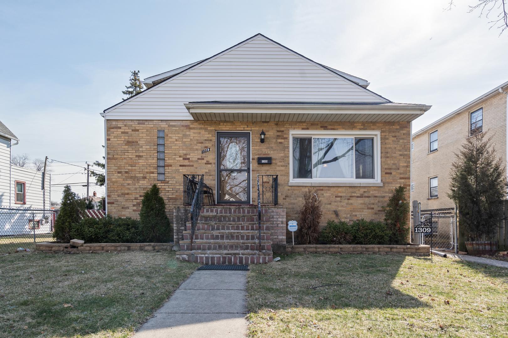 1309 North 16th Avenue Melrose Park, IL 60160