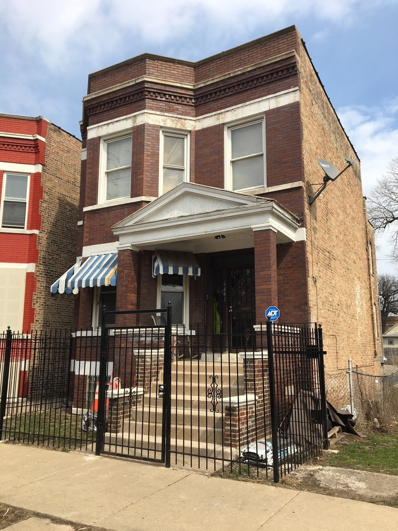 6441 South May Street Chicago, IL 60621