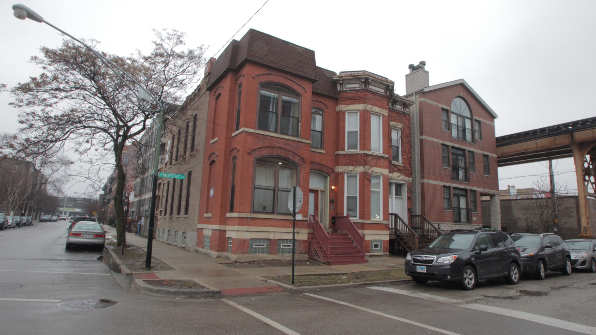 2318 West Moffat Street, Logan Square, Illinois