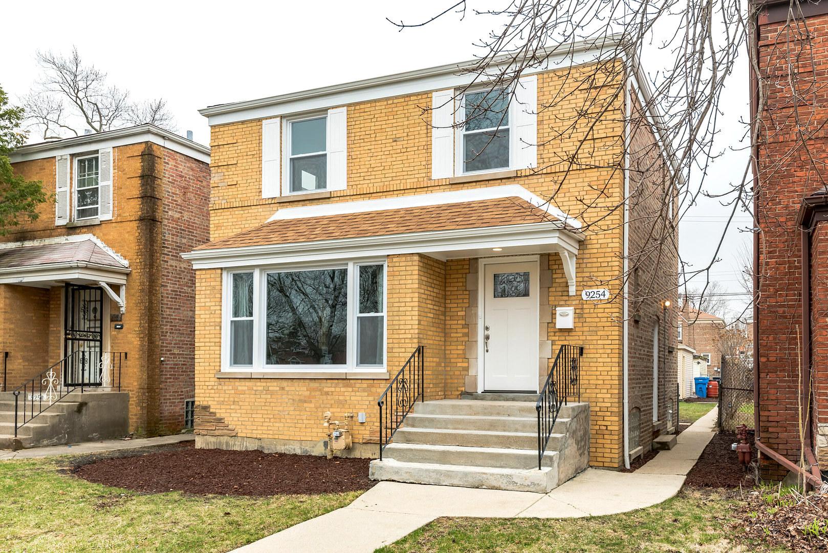 9254 South Bishop Street Chicago, IL 60620