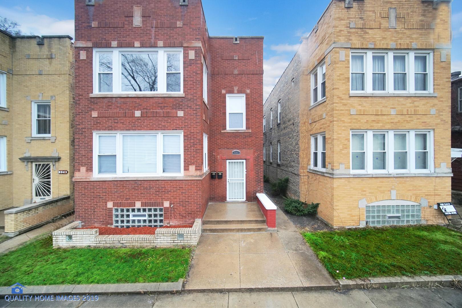 8345 South Sangamon Street Chicago, IL 60620