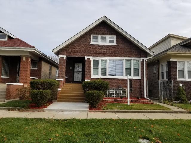 8029 South Elizabeth Street Chicago, IL 60620