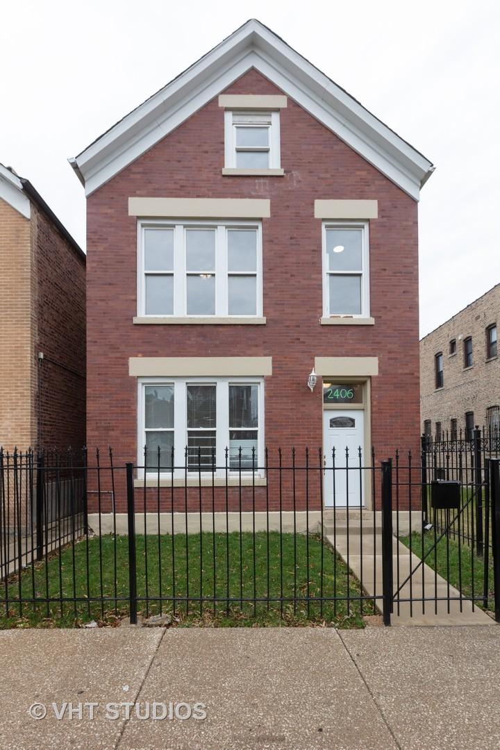 2406 South Homan Avenue Chicago, IL 60623