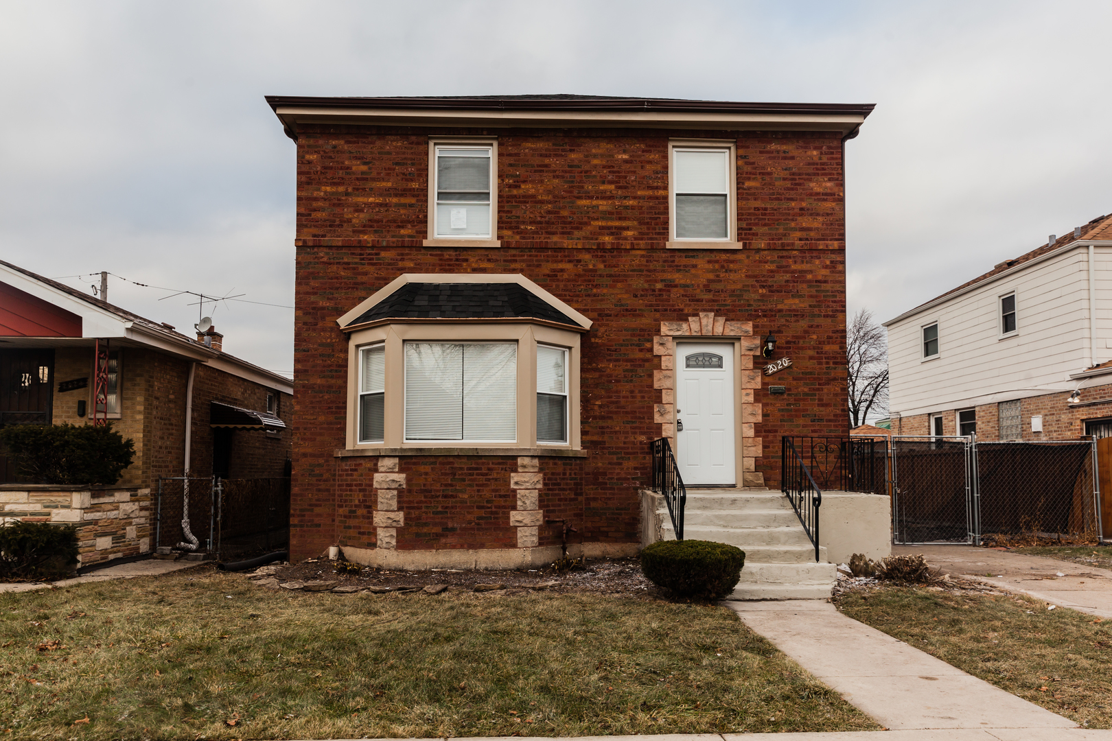2020 West 80th Street Chicago, IL 60620