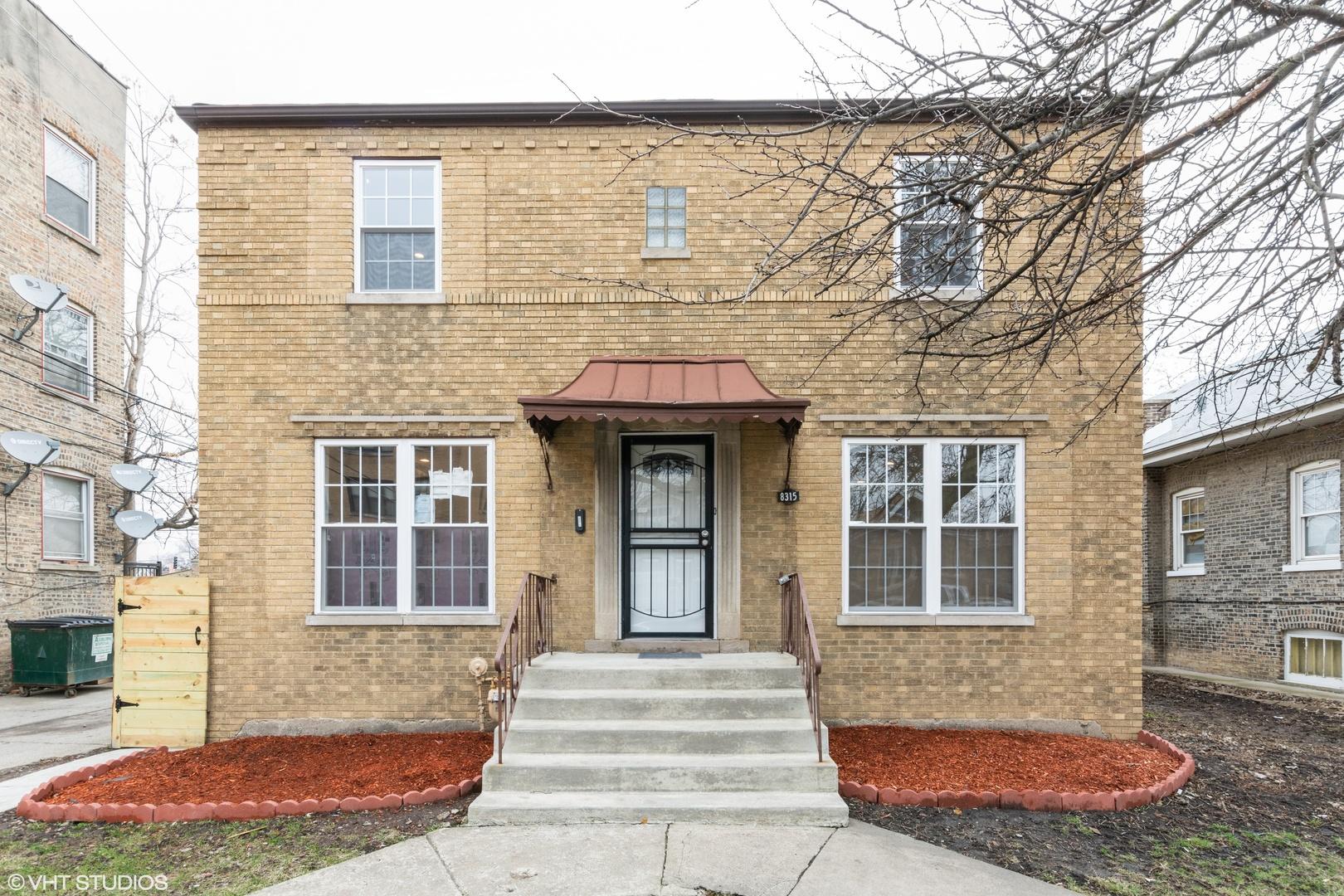8315 South Marshfield Avenue Chicago, IL 60620
