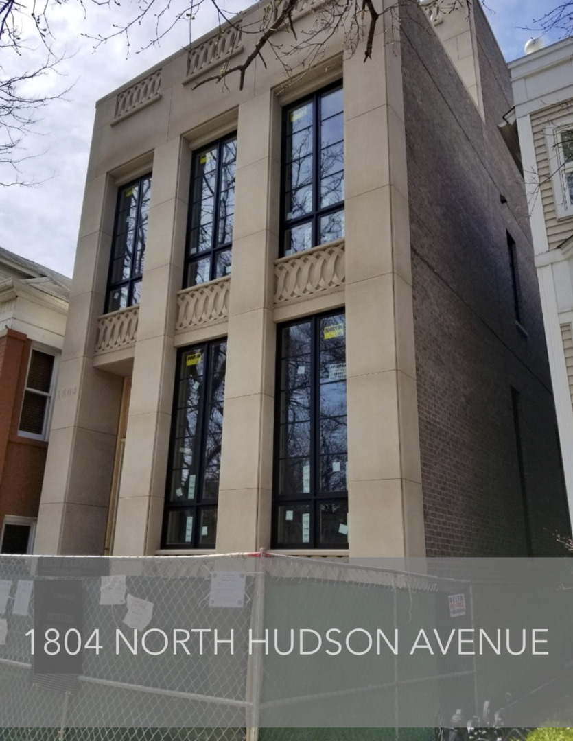 1804 North Hudson Avenue, one of homes for sale in Lincoln Park