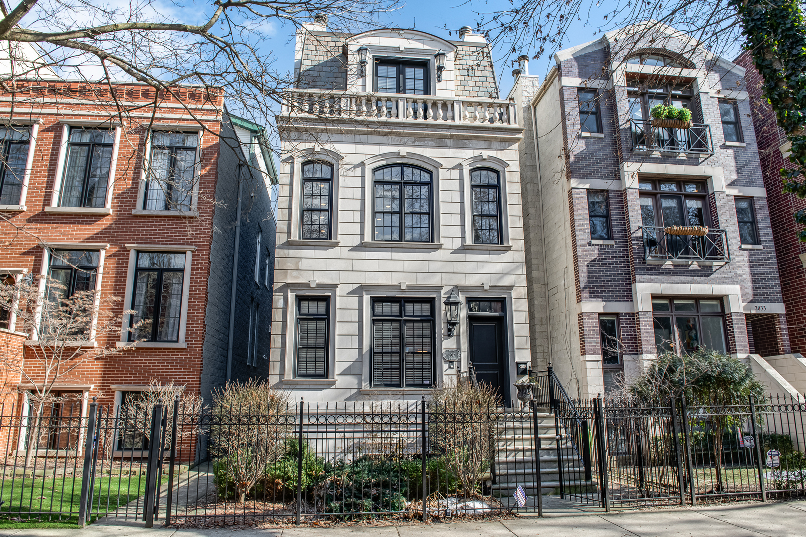 2037 North Bissell Street, Lincoln Park, Illinois