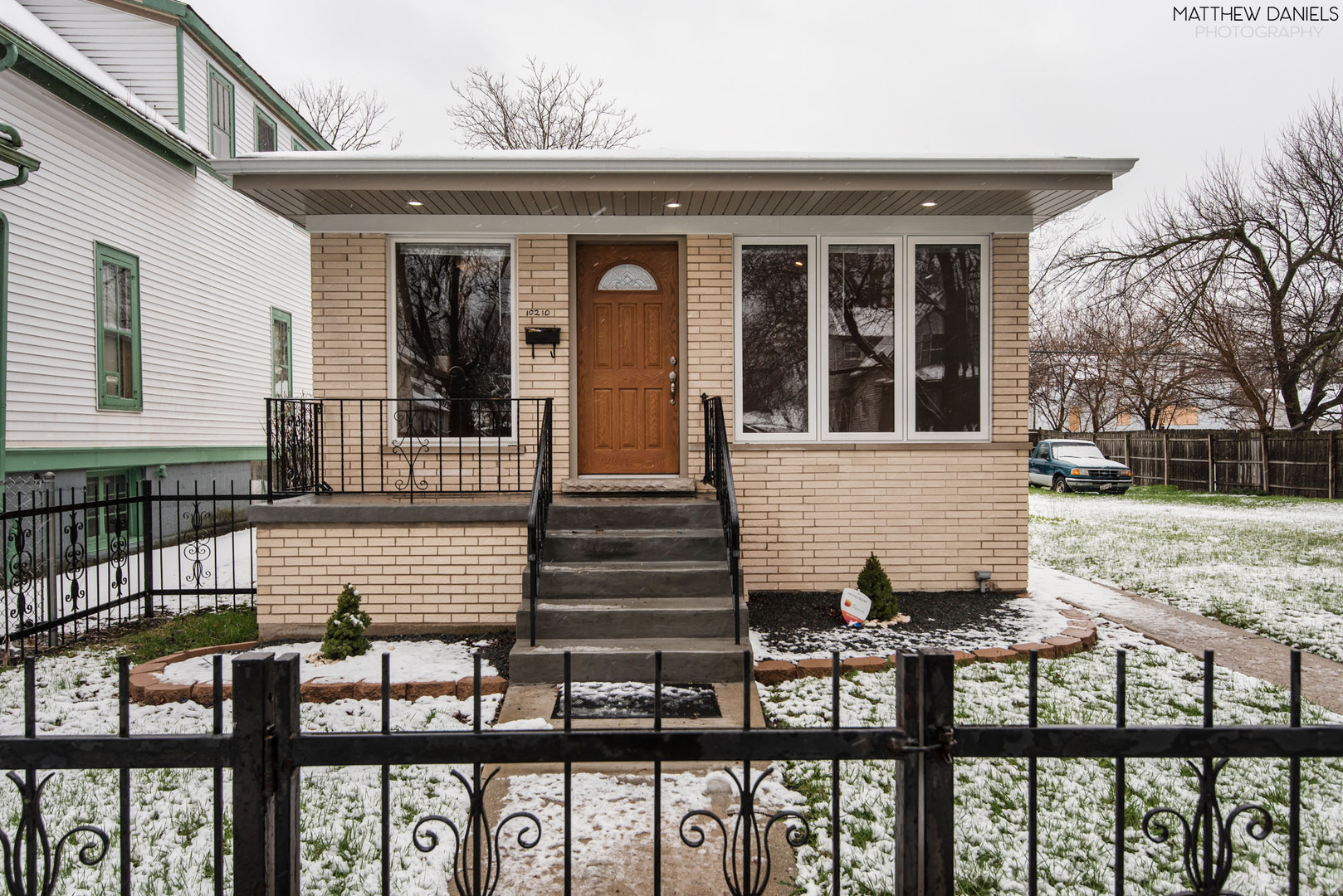 10210 South Parnell Avenue Chicago, IL 60628