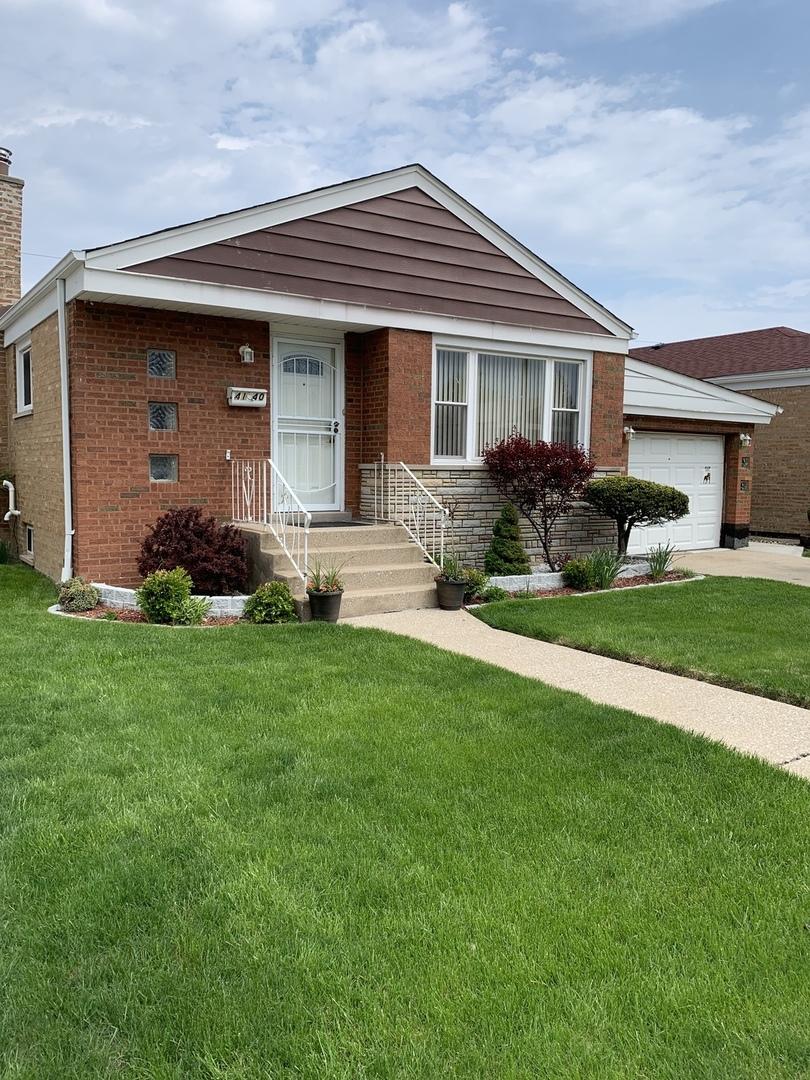 4140 West Crestline Street Chicago, IL 60652