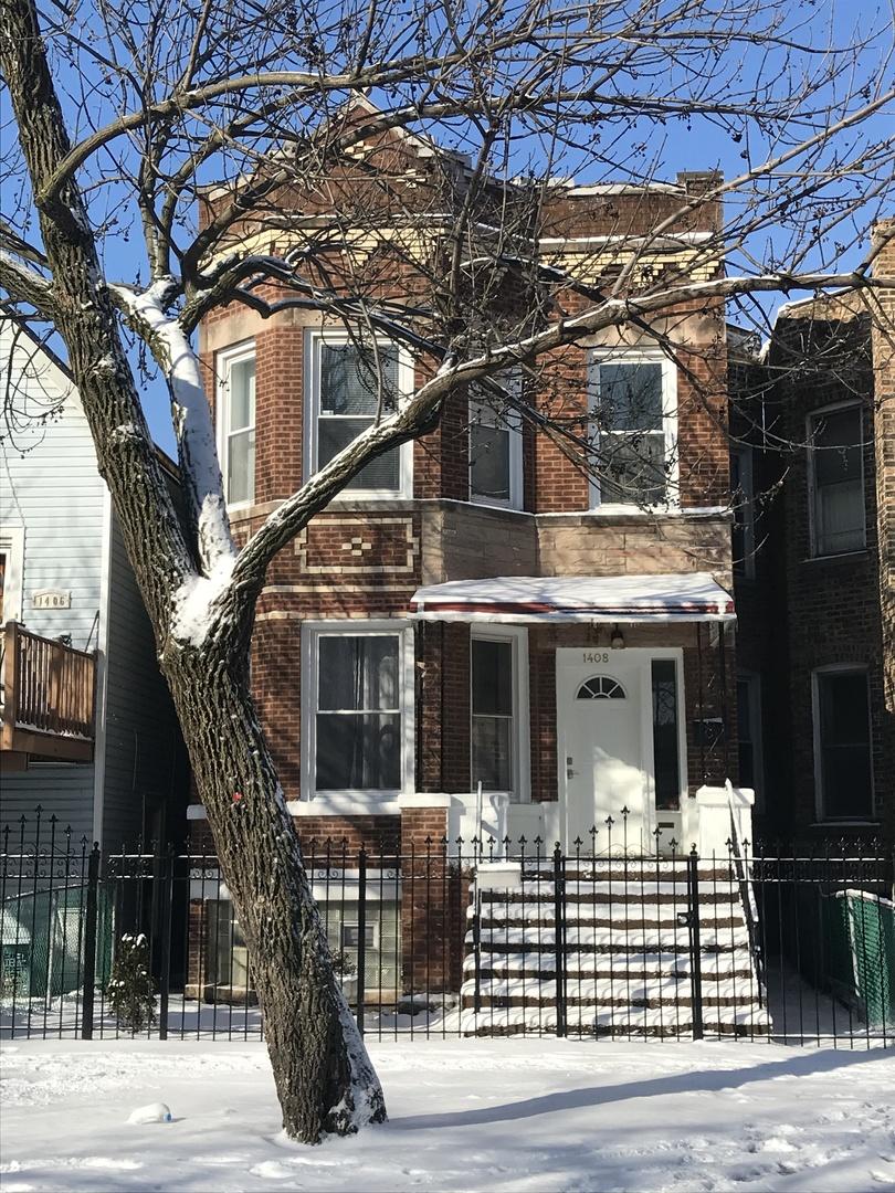 1408 North Kildare Avenue Chicago, IL 60651