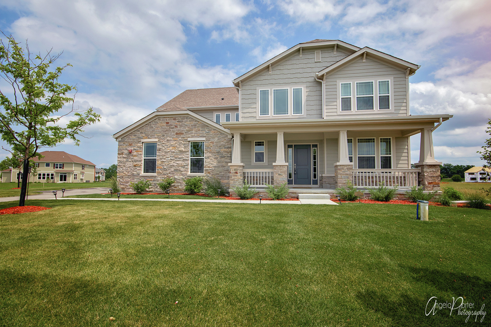 24341 N Blue Aster Lane Lake Barrington, IL 60010