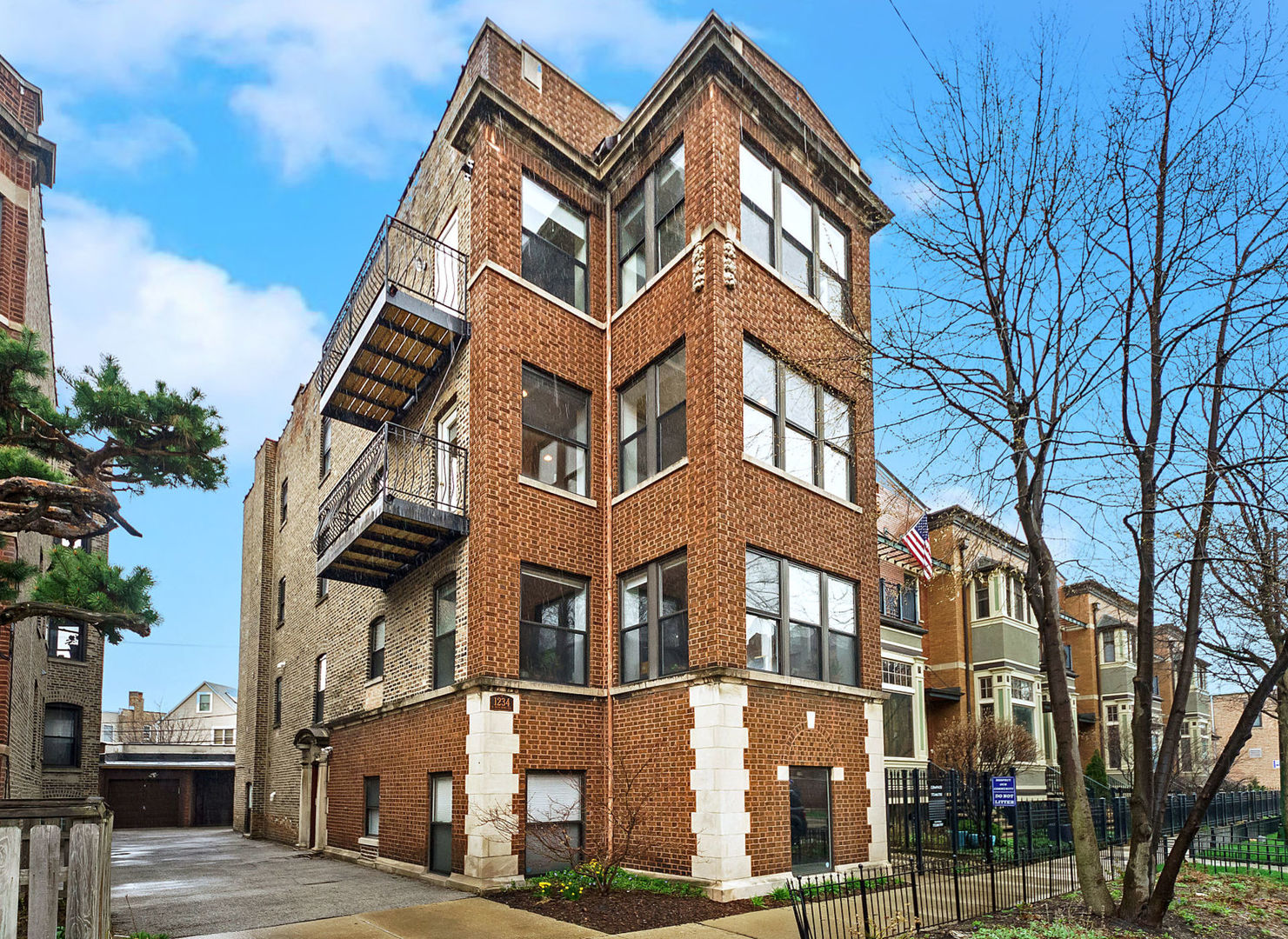 1234 West Bryn Mawr Avenue Chicago, IL 60660