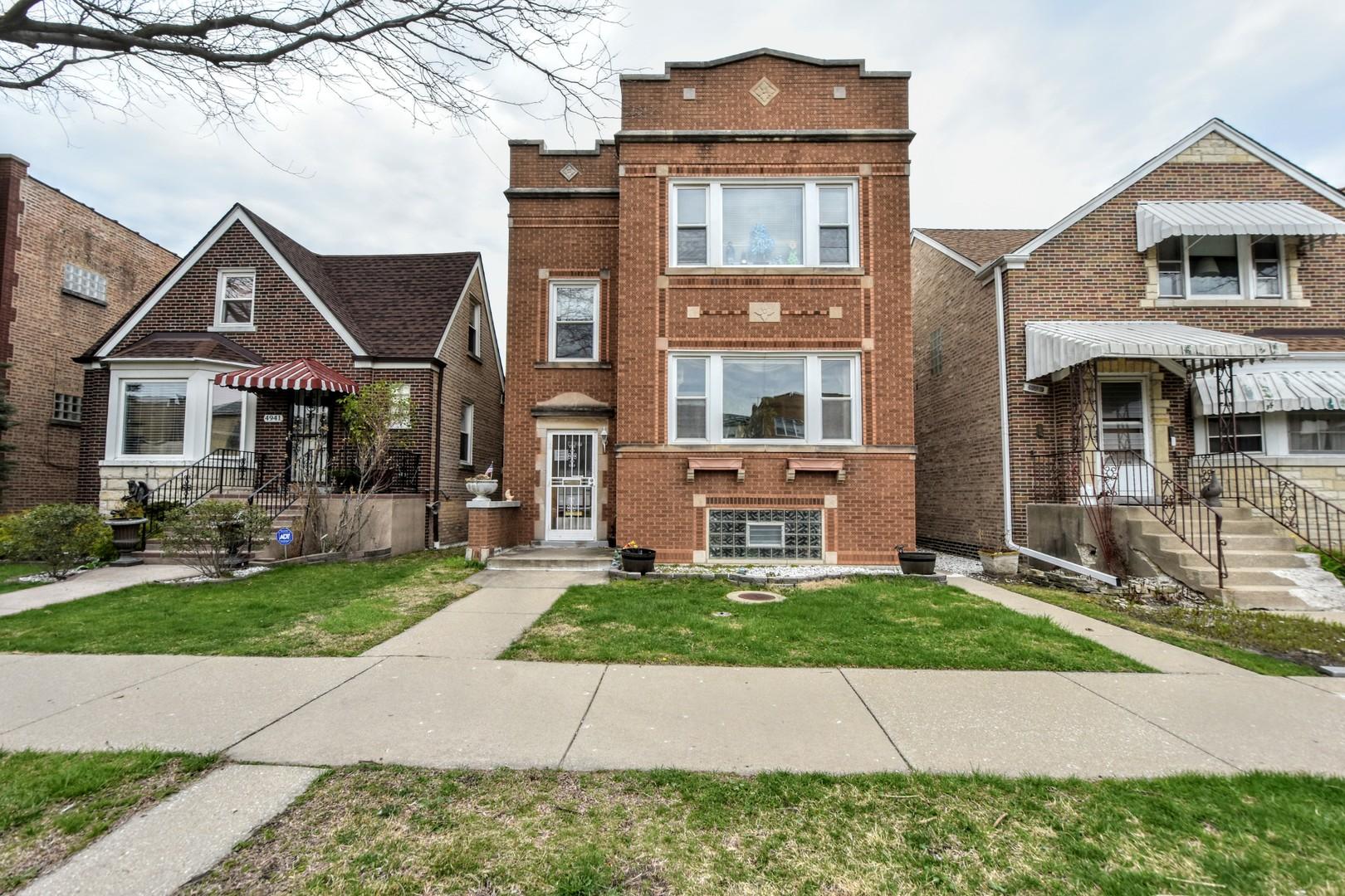 4937 North Marmora Avenue Chicago, IL 60630
