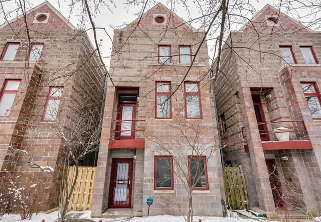 4743 South Dorchester Avenue Chicago, IL 60615