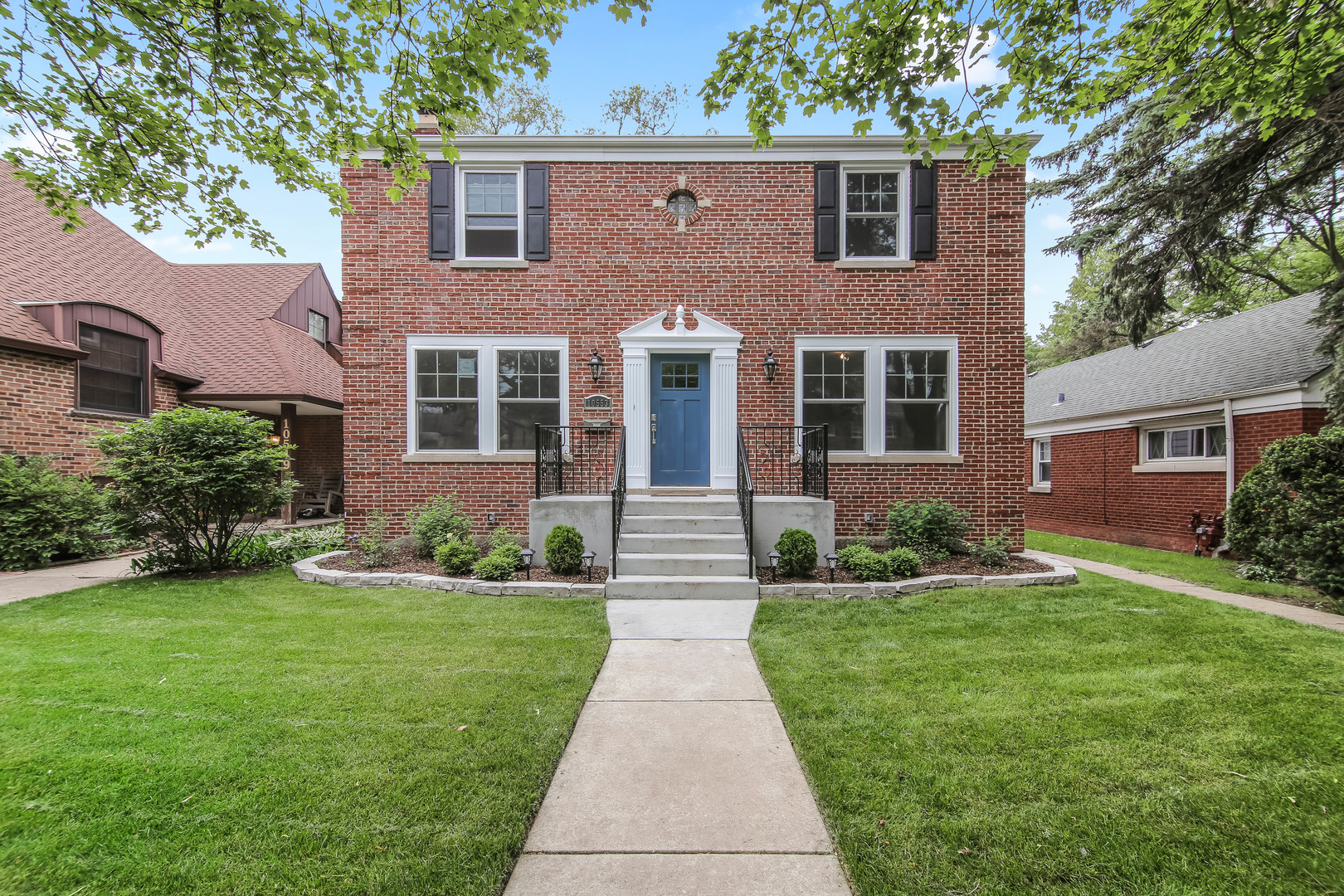 10553 South Talman Avenue, Beverly-Chicago, Illinois