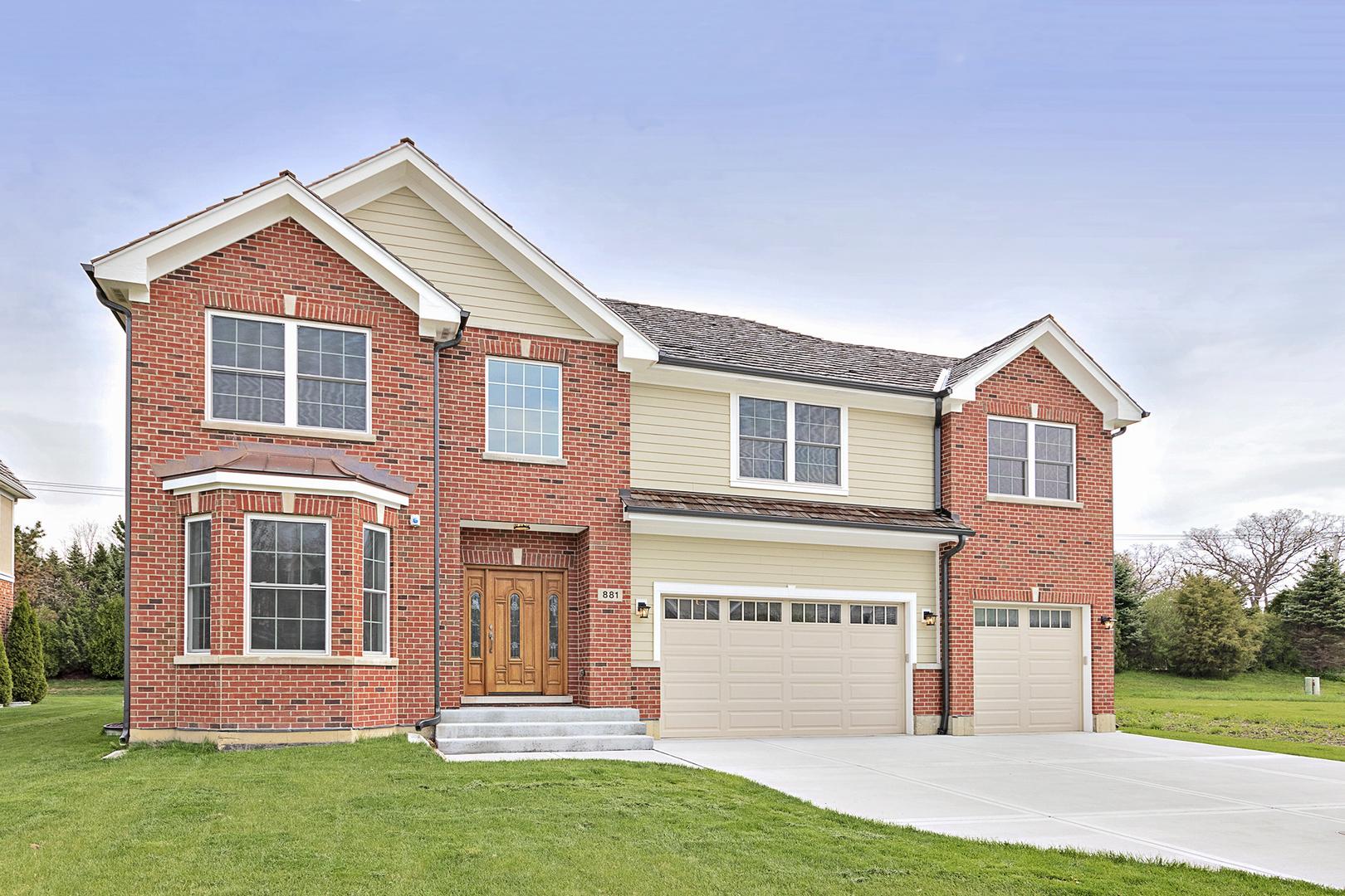 881 East Writer Court Vernon Hills, IL 60061