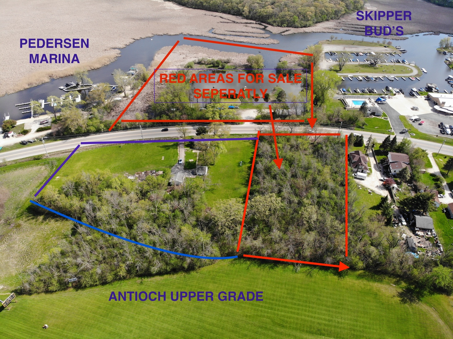 24816 West Il Route 173 Highway, one of homes for sale in Antioch