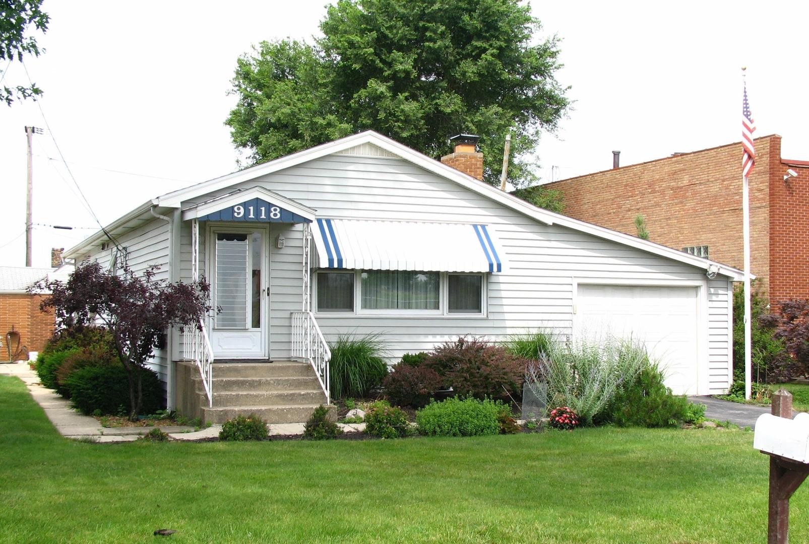 9118 South Kolmar Avenue Oak Lawn, IL 60453