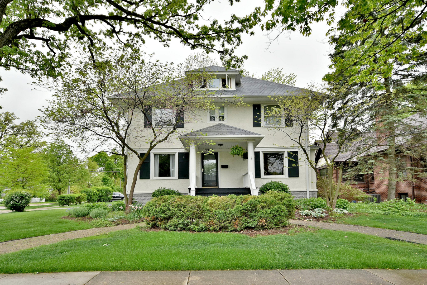 3934 Lawn Avenue, Western Springs, Illinois
