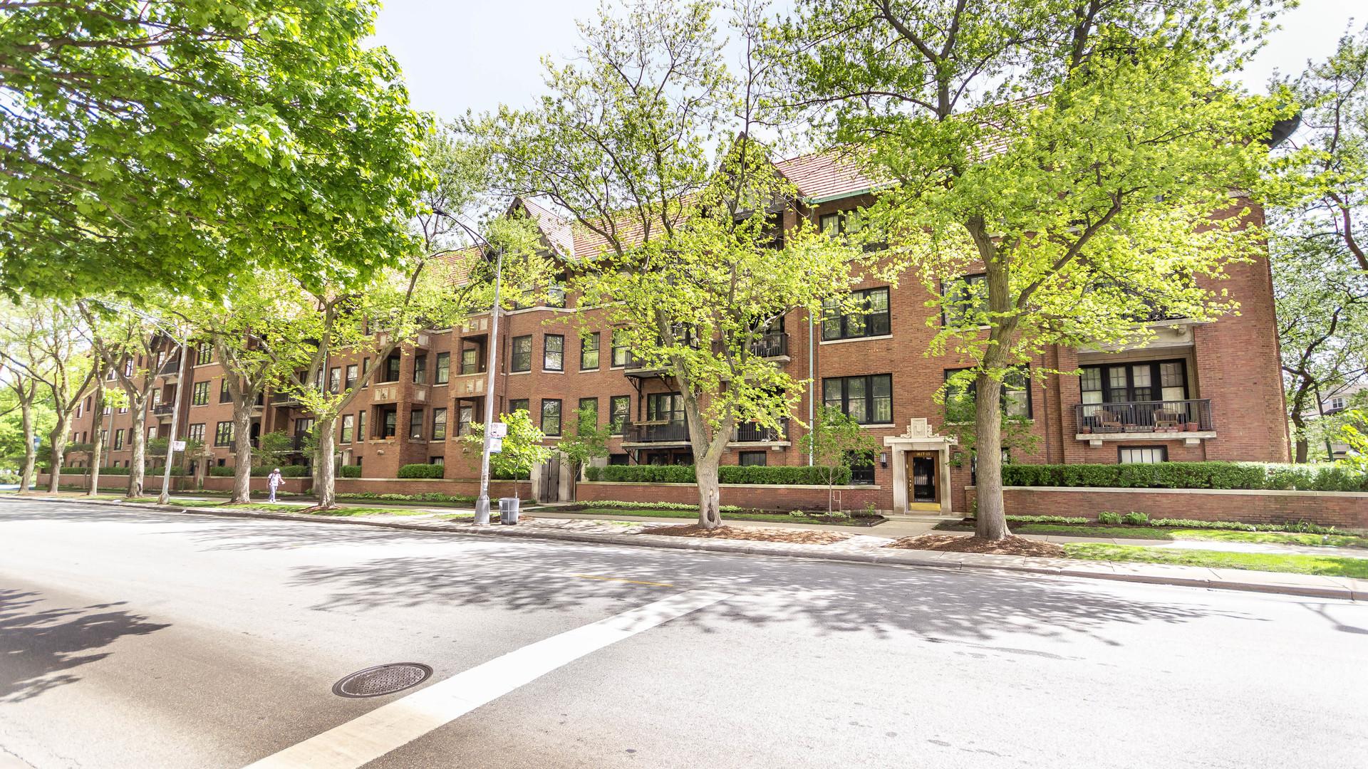 1617 East Hyde Park Boulevard, Hyde Park, Illinois