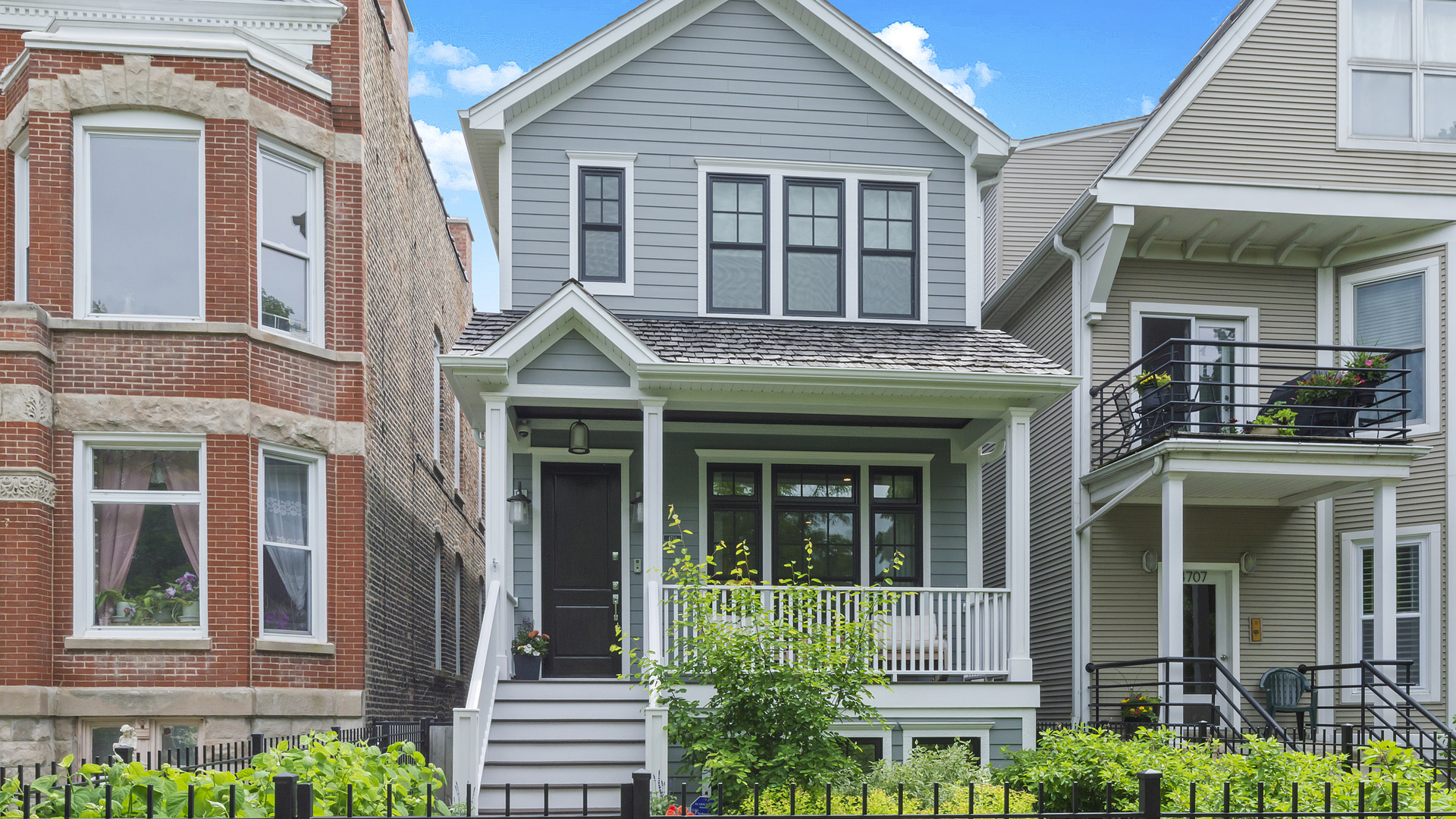 4711 North Hermitage Avenue, one of homes for sale in Chicago Uptown