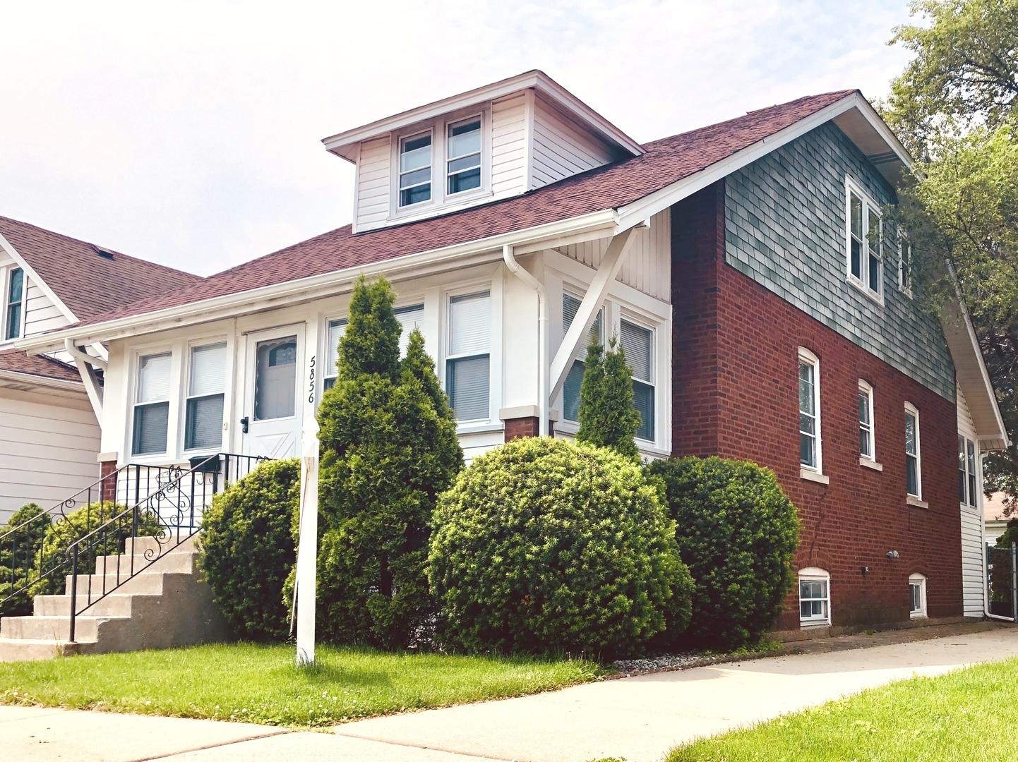 5856 North Mason Avenue Chicago, IL 60646