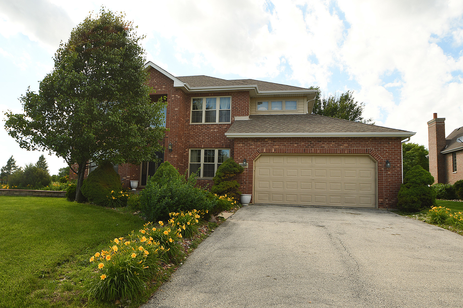 One of Lockport 6 Bedroom Homes for Sale at 16218 West Blackhawk Drive