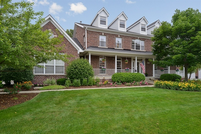 871 Deerpath Court, Wheaton, Illinois