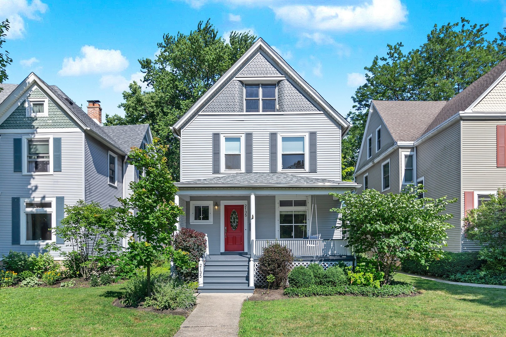 One of Evanston 6 Bedroom Homes for Sale at 2135 Sherman Avenue