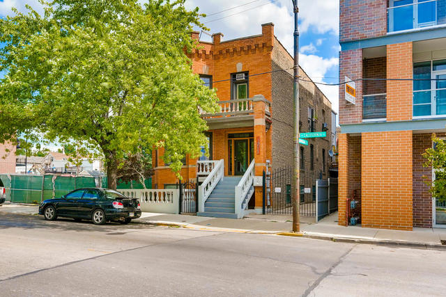 1807 North California Avenue, Logan Square, Illinois