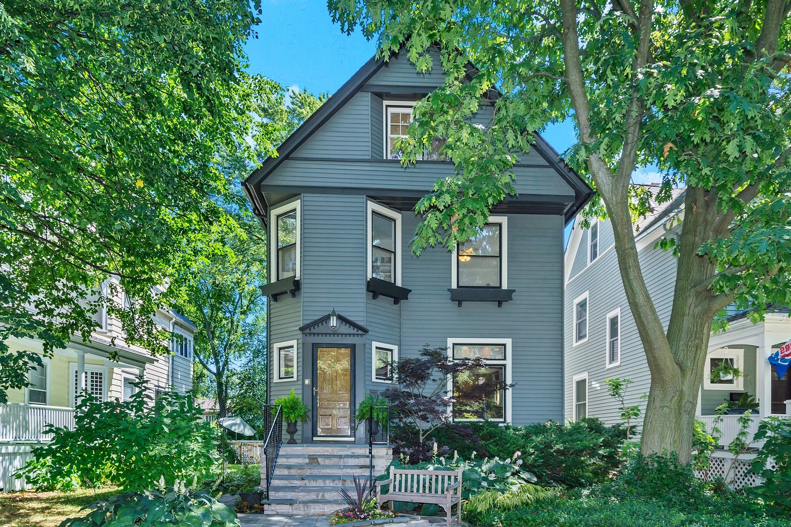 One of Evanston 5 Bedroom Homes for Sale at 2125 Sherman Avenue