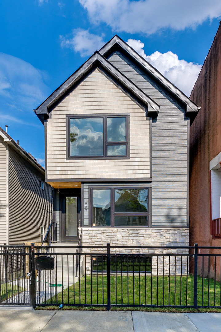 One of Logan Square 4 Bedroom Homes for Sale at 1923 North Whipple Street