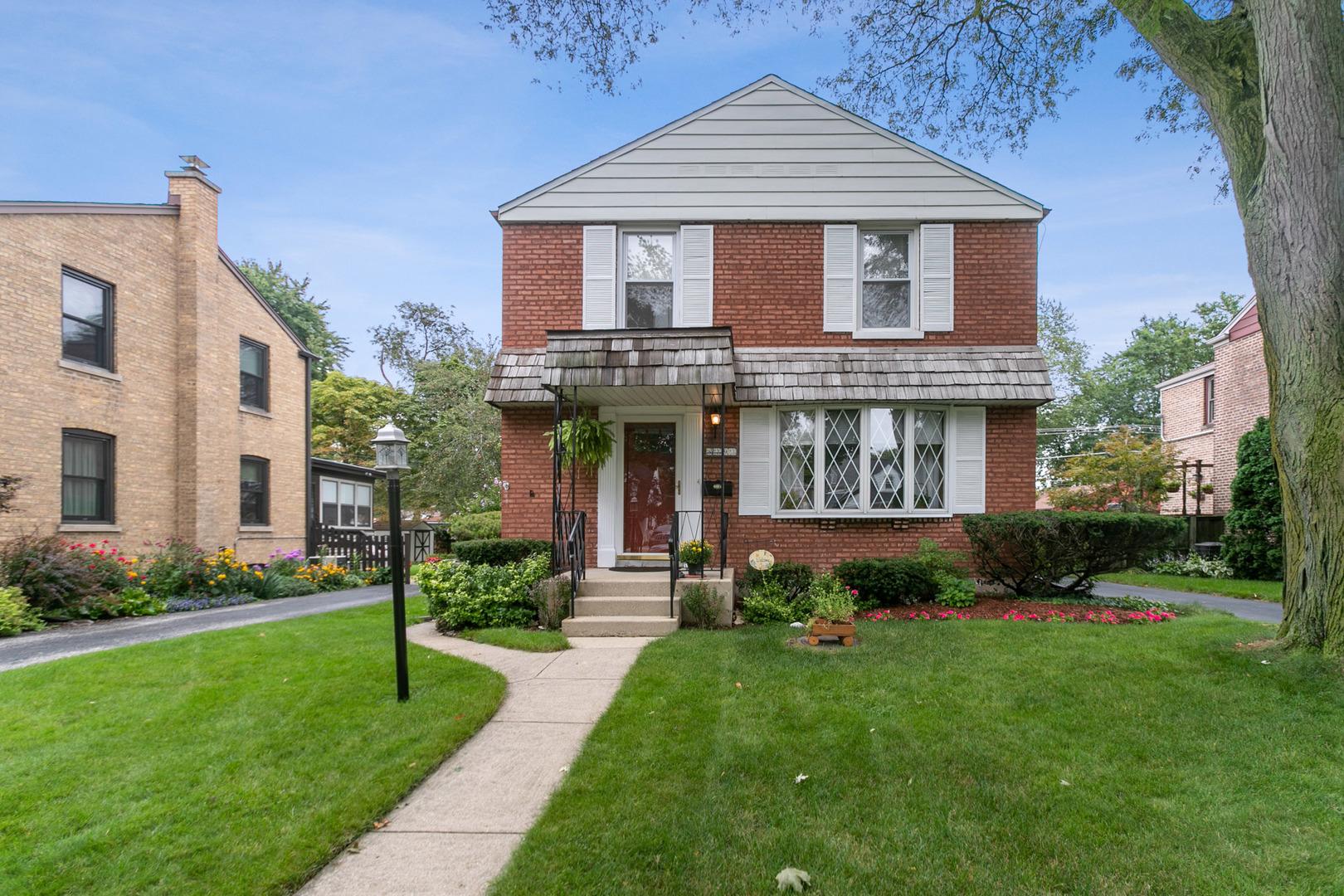 8293 North Merrill Street, Niles, Illinois