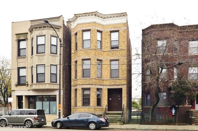 2605-07 West Chicago Avenue, Bucktown, Illinois