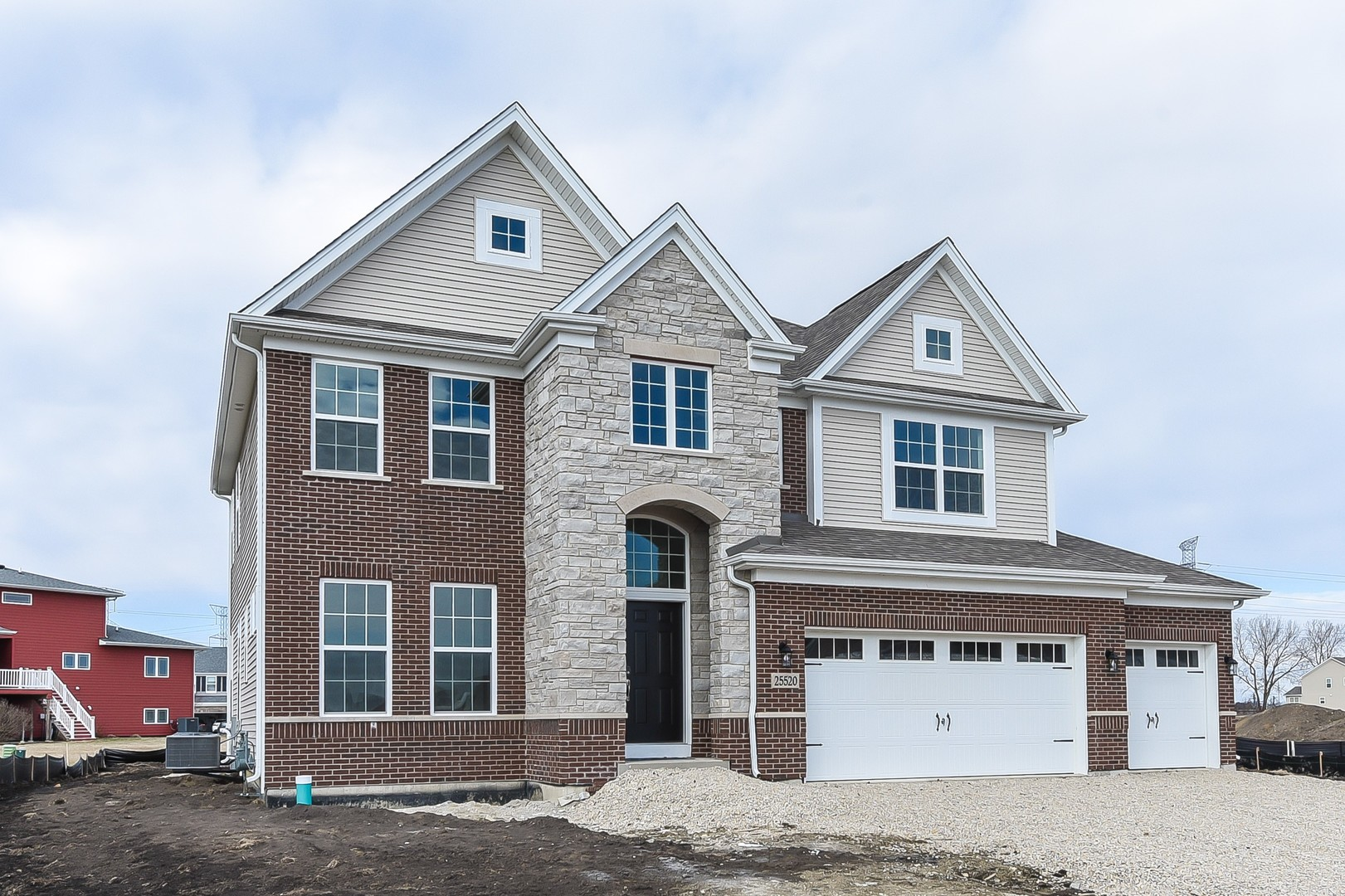25520 Prairiewood Lot 98 Lane, Shorewood, Illinois