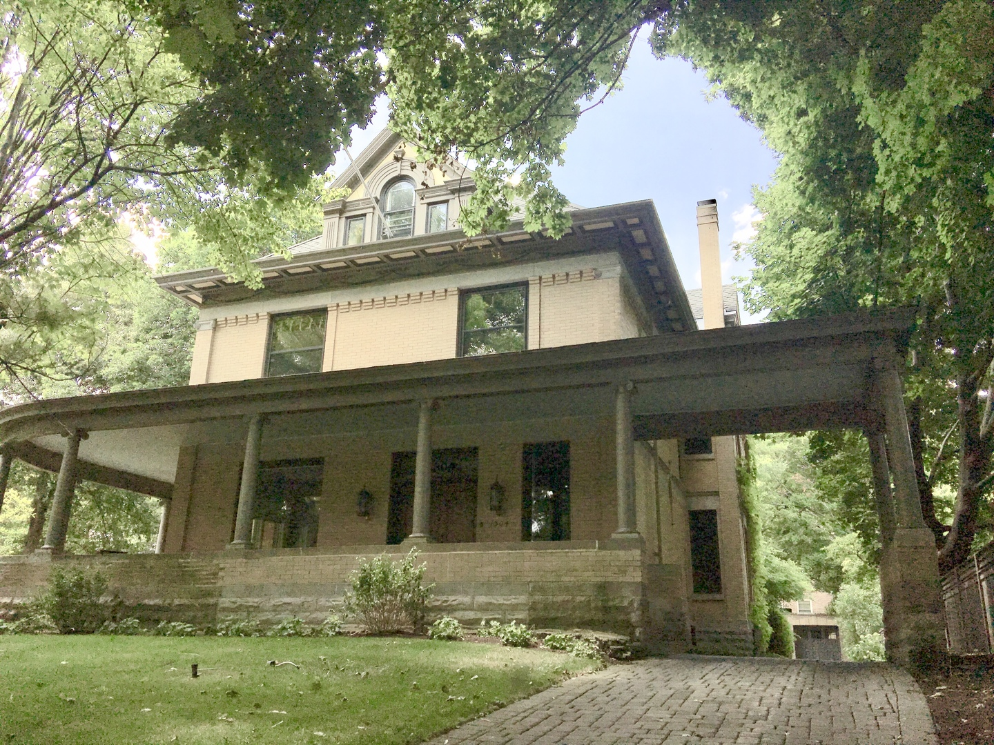 1304 FOREST Avenue, one of homes for sale in Evanston