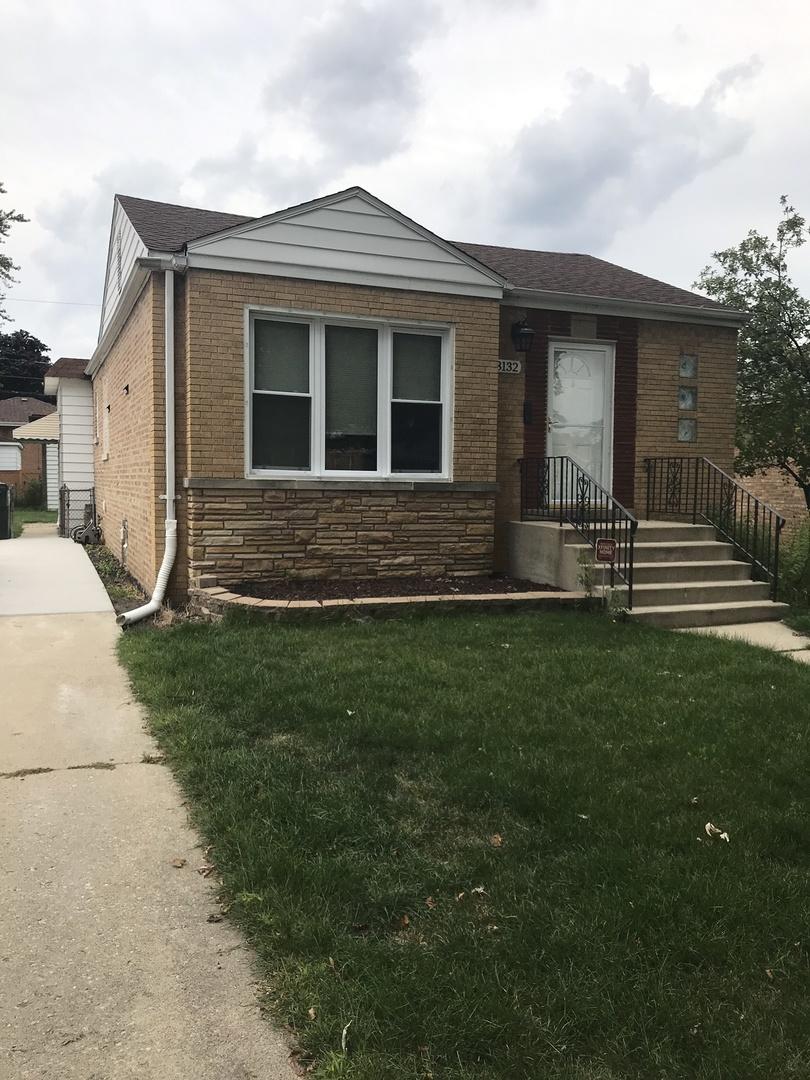 8132 North OVERHILL Avenue, Niles, Illinois