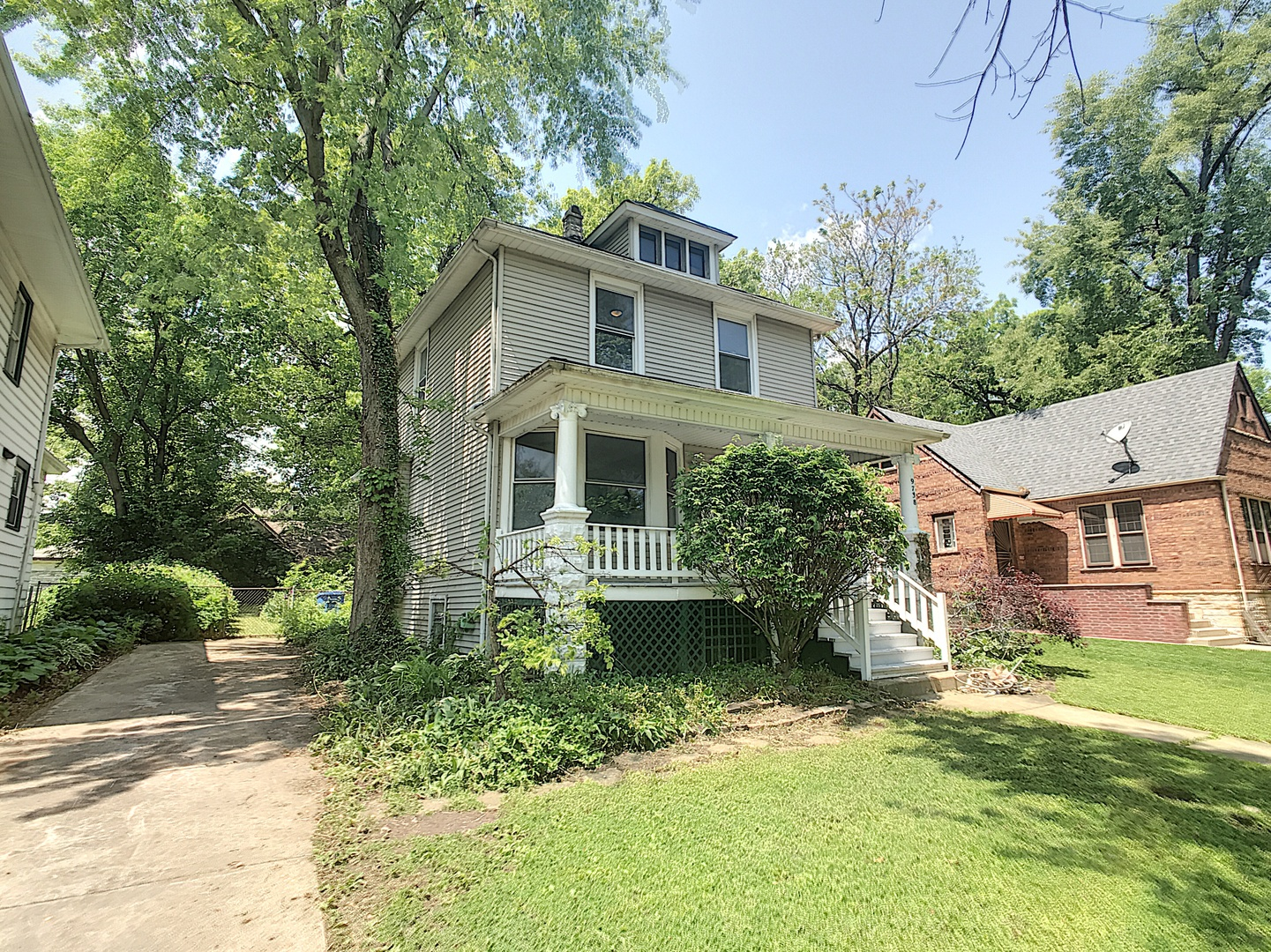9738 South Prospect Avenue, Beverly-Chicago, Illinois