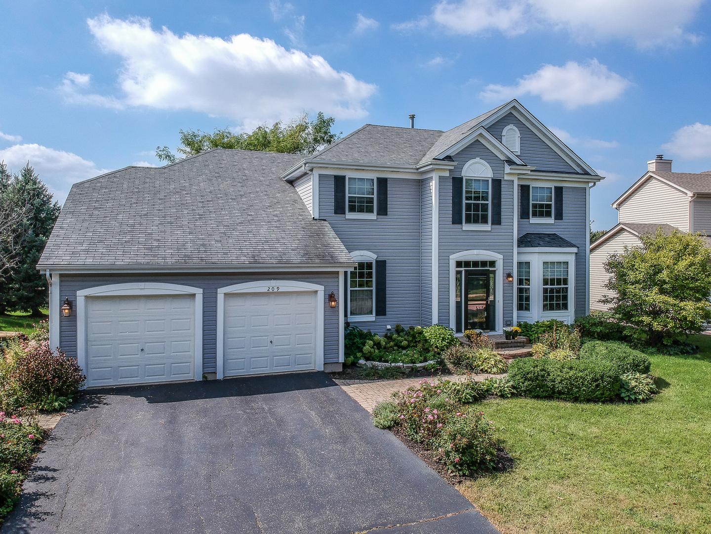 209 Ashcroft Lane, Oswego, Illinois