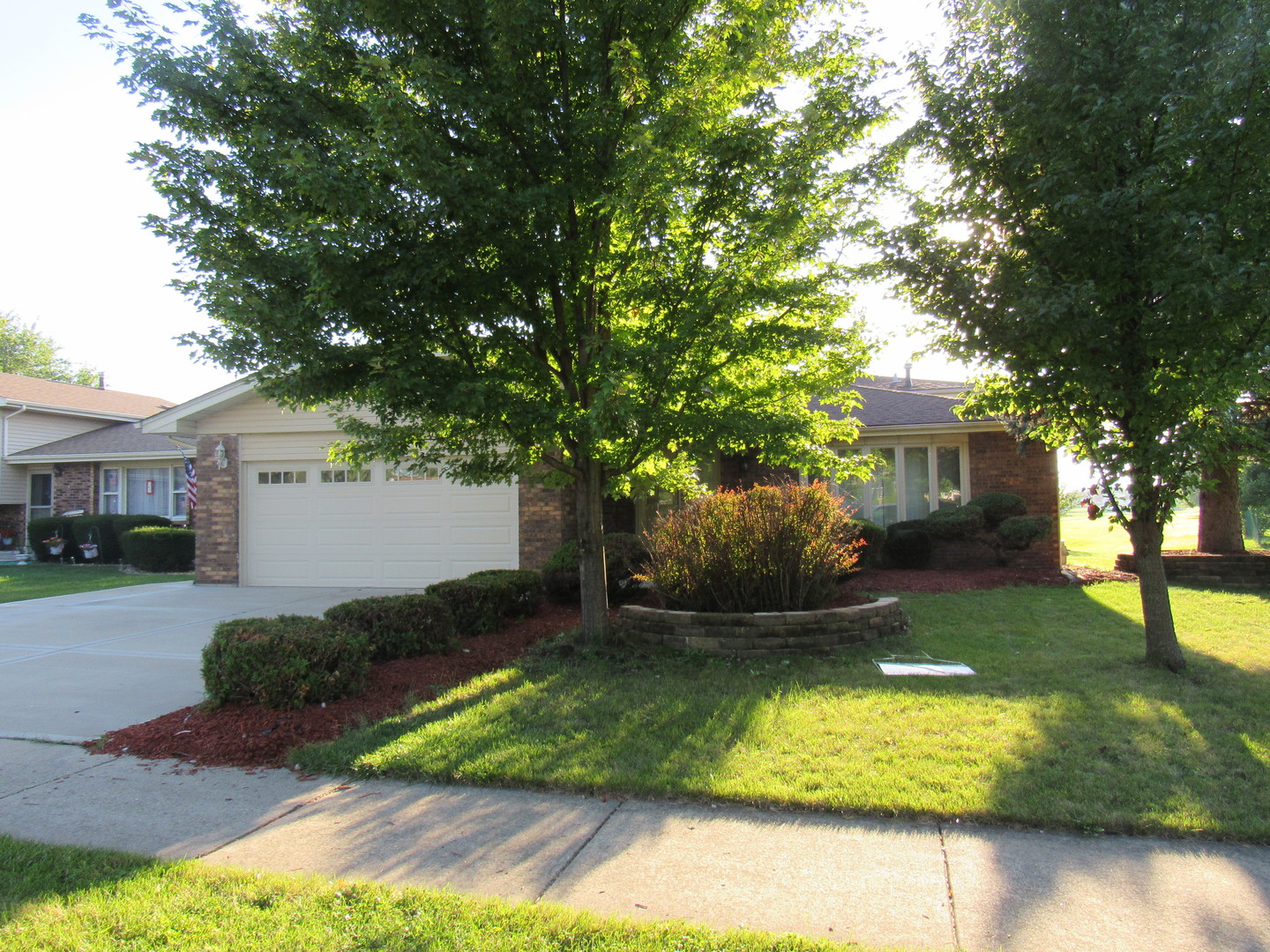 16958 89th Avenue, Orland Hills, Illinois 4 Bedroom as one of Homes & Land Real Estate