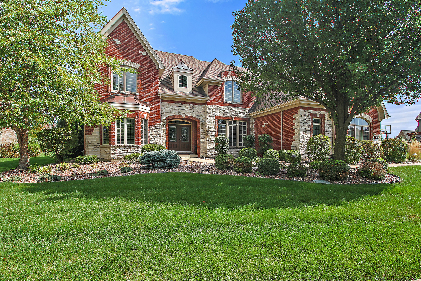 One of Frankfort 6 Bedroom Homes for Sale at 22445 Cobble Stone Trail