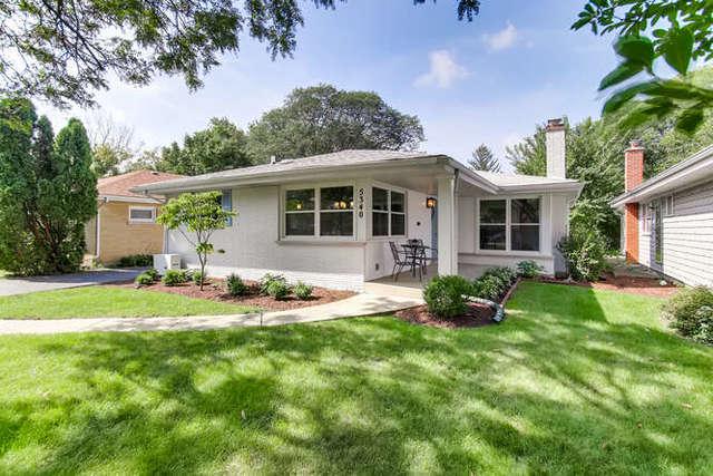 5340 Woodland Avenue, Western Springs, Illinois