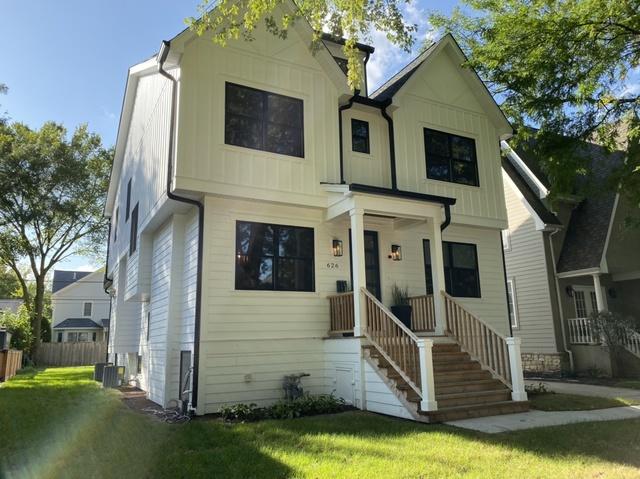 626 North Spring Avenue, La Grange Park, Illinois