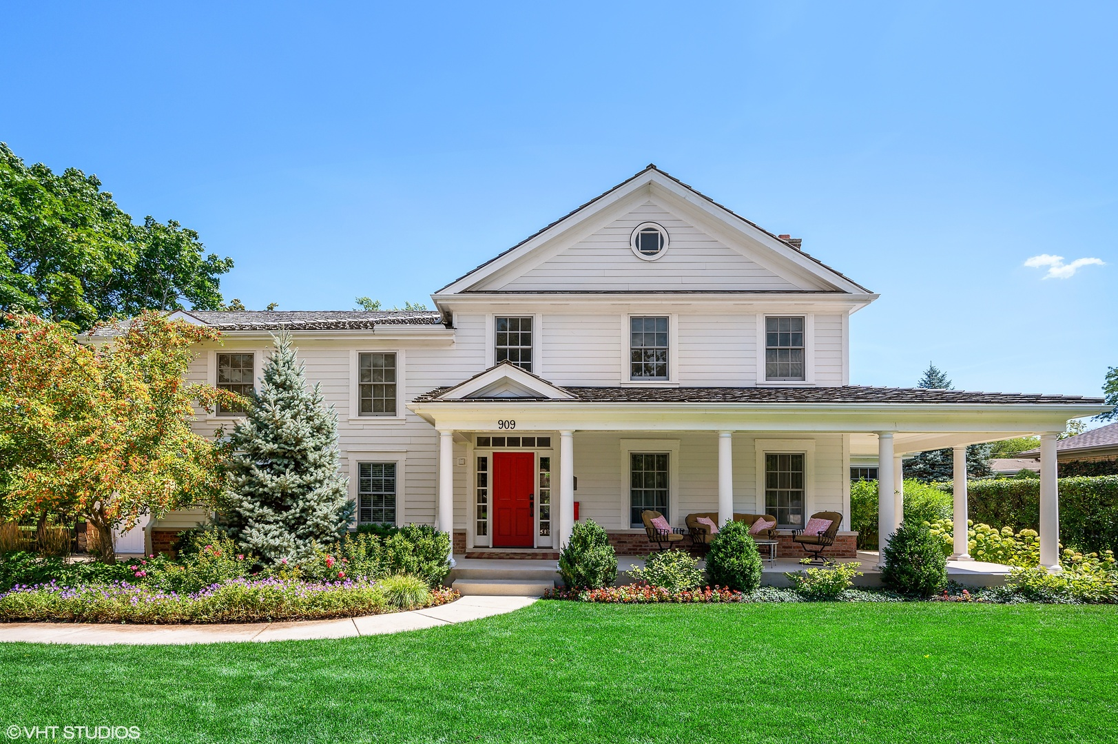 909 Windsor Road, Glenview, Illinois