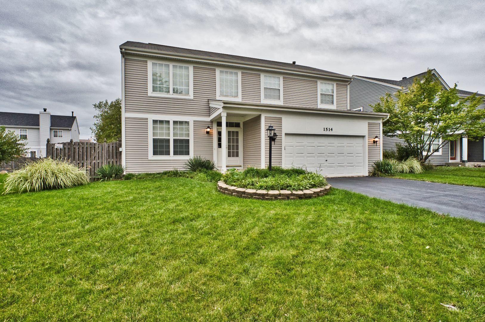 1514 Millstone Lane, Gurnee, Illinois